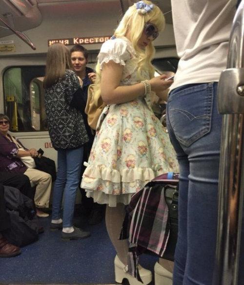 ロシアのファッション14