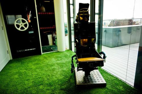 Googleロンドン・オフィス17