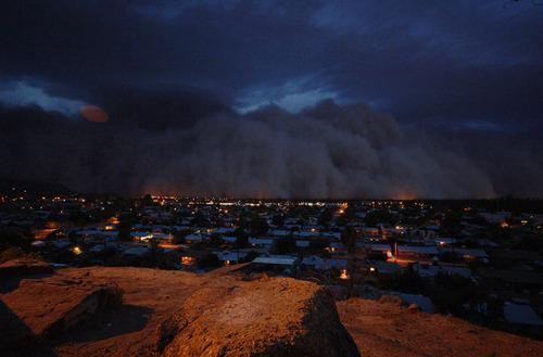 アリゾナ砂嵐01