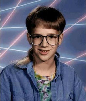 80年代の髪型13
