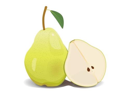 ナシ(梨)のシロップ漬け