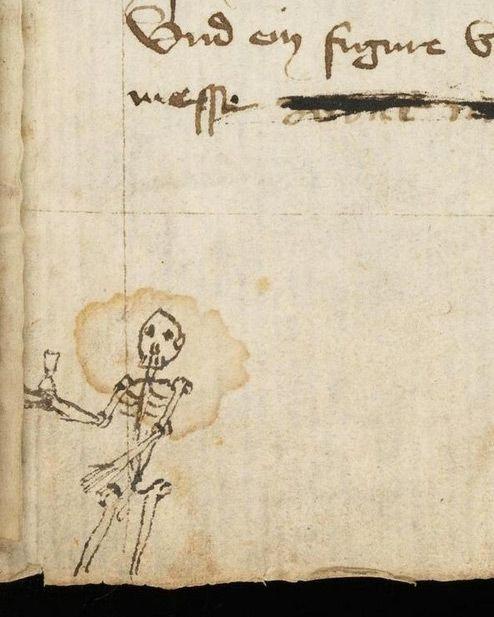 中世ヨーロッパの落書き02