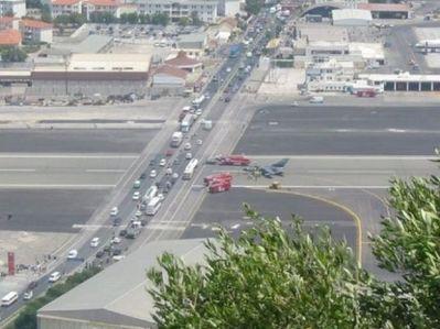 ジブラルタル空港01