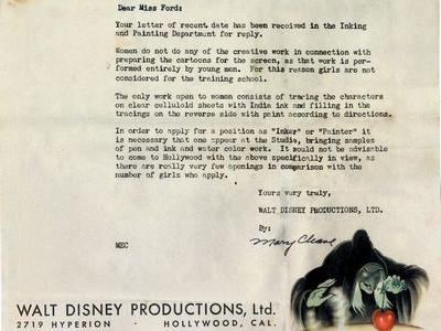 ディズニーからの手紙02