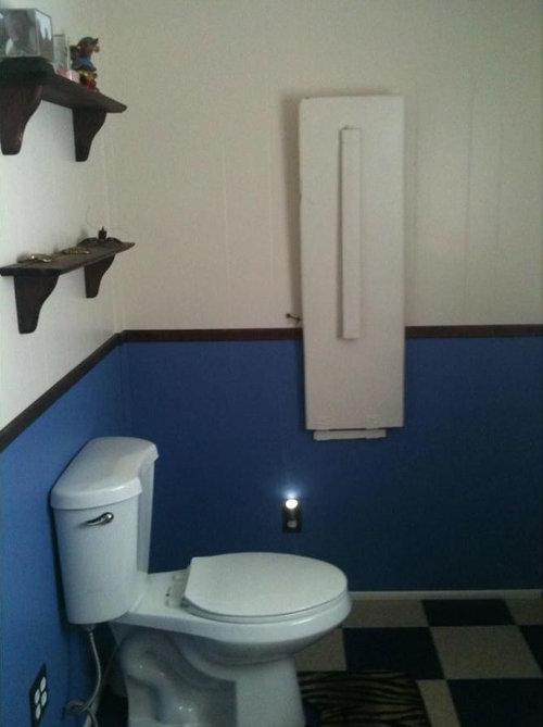 家を購入したらトイレがこうだった01
