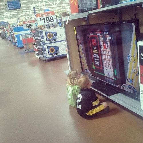 買い物が嫌いな子供たち14