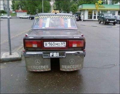 変な車18