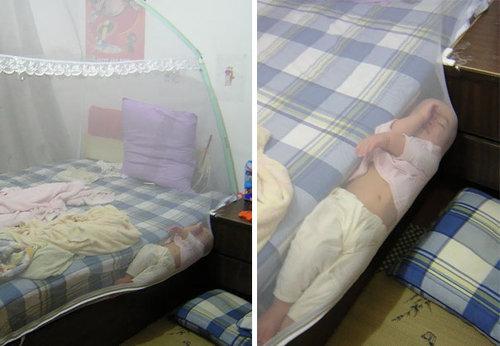 子供たちはどこでも眠れる08