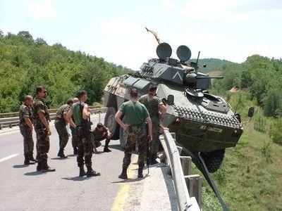 事故を起こした戦車01