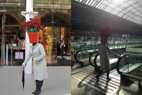 植木鉢をかぶった謎の女性01