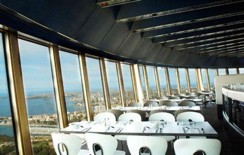 世界の絶景レストラン28