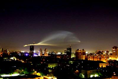 モスクワ上空の飛行物体02