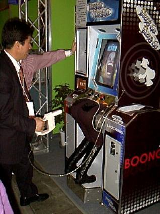 韓国の浣腸ゲーム-ブーンガ・ブーンガ2