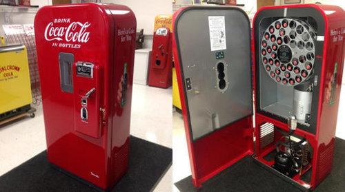 コーラ自販機の裏側には08