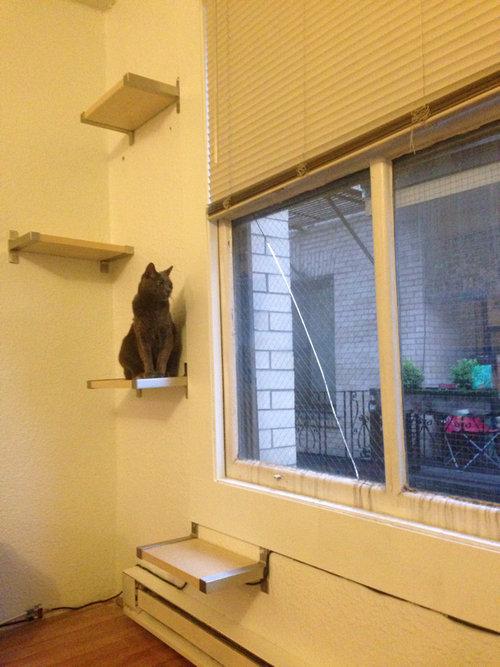 猫のための棚02
