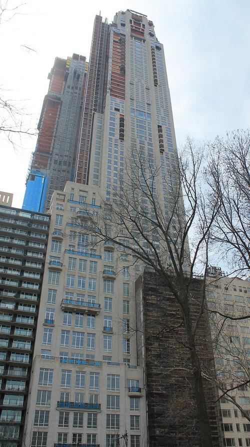 ニューヨークのマンション最上階が260億円で分譲01