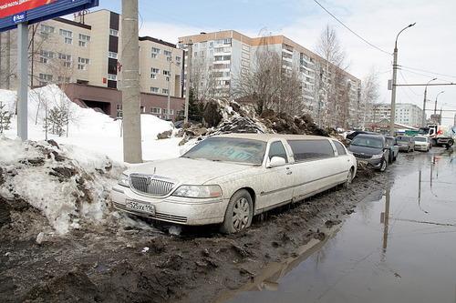 ロシアの雪解け03