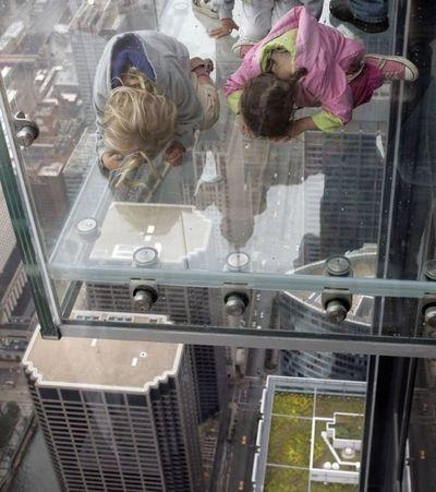 シカゴ・シアーズタワー09
