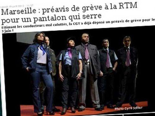フランスのストライキ01