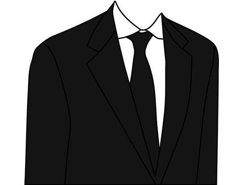 スーツを持っていないときのライフハック00