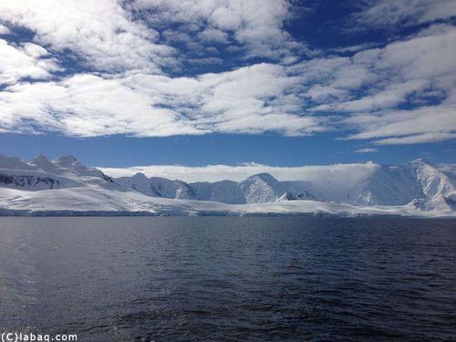南極大陸の構造分析図00