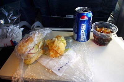 機内食21