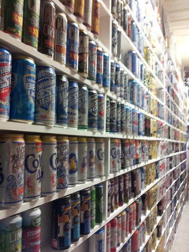 ビール缶のコレクション 028
