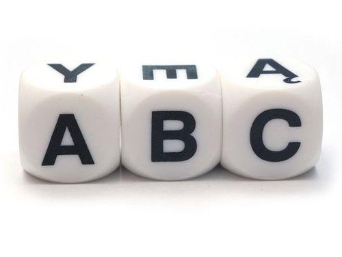 アルファベットの練習00