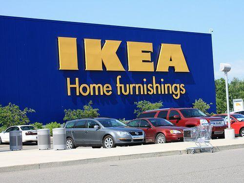 IKEAの表示00