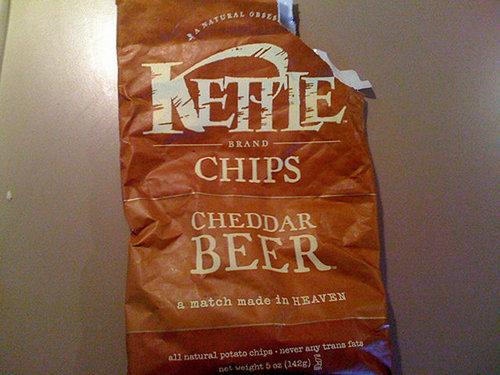 チェダーチーズとビール、米国