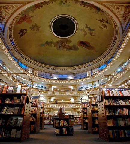 世界一美しいブエノスアイレスの本屋02
