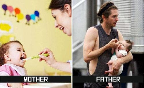 ママとパパの子育ての決定的な違い02