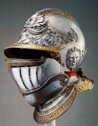 フィリッポ・ネグローリの甲冑14