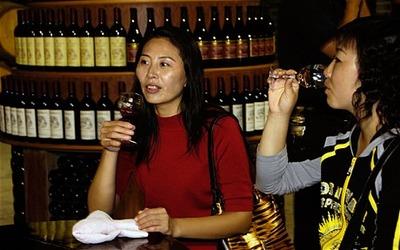 中国のワイン人気01