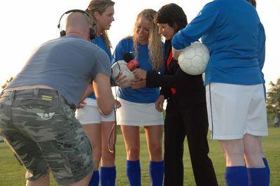 ミニスカート採用で人気沸騰…オランダの女子サッカー06