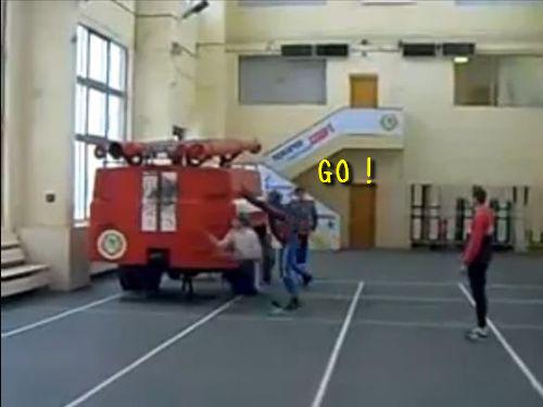 消防士のスキル