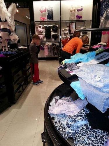 買い物が嫌いな子供たち12