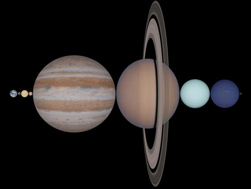 火星から地球を見上げると、こう見える07