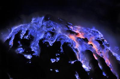 イジェン火山07