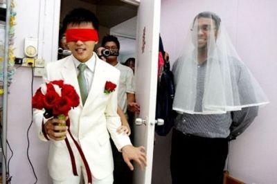 結婚式の余興17