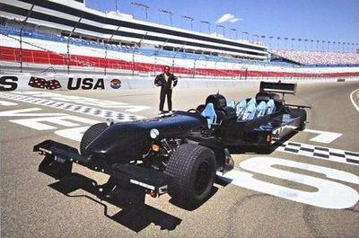 F1みたいなリムジン02