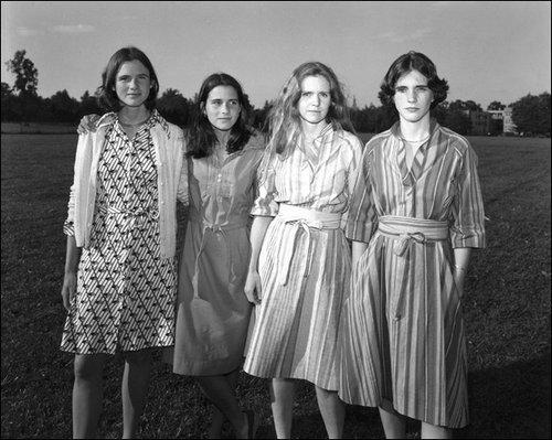 4人姉妹の毎年の写真02
