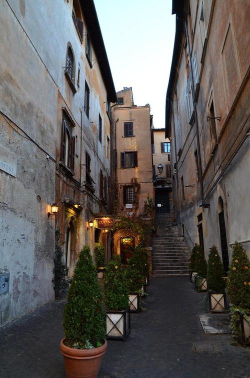 ローマのレストラン06