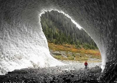 氷の洞窟08