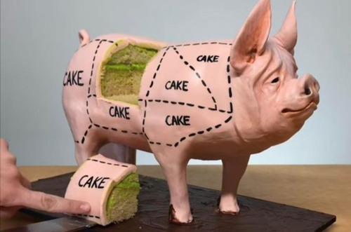 感心するけどおいしそうじゃないケーキ06