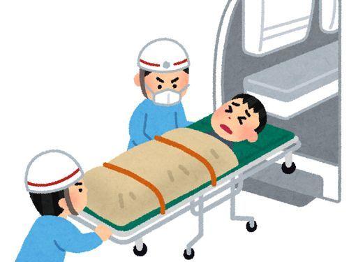 目が覚めたら病院だった