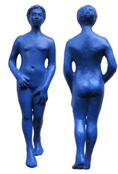 裸体姿のクレヨン07