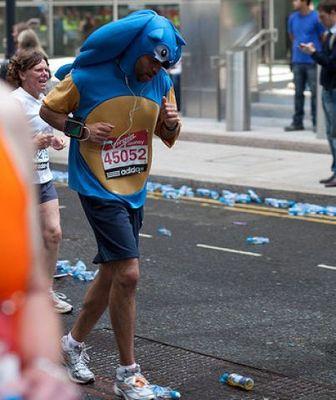ロンドンマラソン・コスプレ07