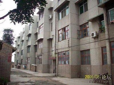 中国の欠陥住宅00