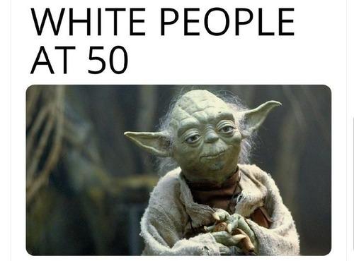 黒人と白人の50歳01